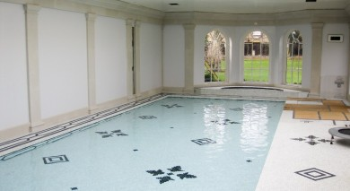 Pool floor with variable depth, Movable floor with variable depth, Ruchome dno basenu, Poolbottom with variable depth
