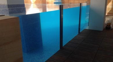 onderwaterraam oman, underwater windows oman, Przezroczysty basen, underwater windows, transparent pool