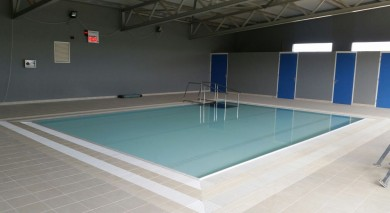 variopool completed project at Curaçao!
